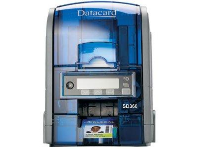 Datacard Group SD360 Dye Sublimation/Thermal Transfer Printer - Color - Desktop - Card Print 506339-001 Dye Sublimation Thermal Printer