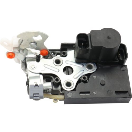 Actuator Power Door Yukon Lock - Door Lock Actuator for Silverado/Sierra Full Size Pickup 00-07 Rear Left Integrated w/Latch