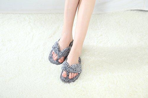 Zapatillas Para Casa Por Azul De Mujer Estar Marino Onmygogo zFxvBpwqp