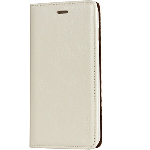 UPC 704270082079, iPhone 6S Wallet Case for Women with Card Slot for iPhone 6 6S by B4Life (White)