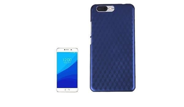 alsatek – Carcasa Protección de plástico para UMI Z Azul: Amazon.es: Electrónica