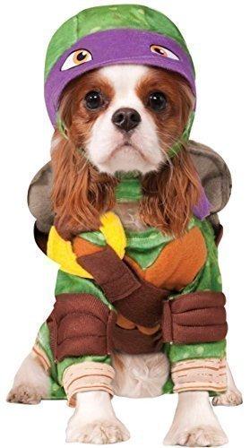 Amazon.com: Disfraz de perro gato Donatello para ...