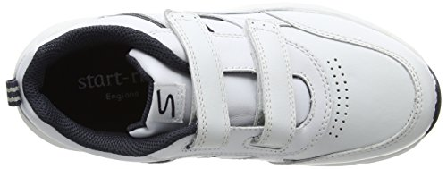Multisport Blanc Indoor EU 43 Meteor Enfant Start Rite Mixte Chaussures Ht0aw