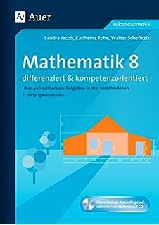 Mathematik üben Klasse 8: Differenzierte Materialien für das ganze ...