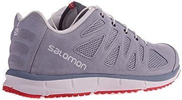 SALOMON Kalalau LTR W Zapatillas Running Gris para Mujer: Amazon.es: Deportes y aire libre