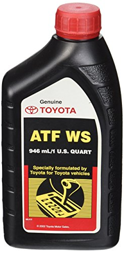 Price comparison product image Genuine Toyota Lexus Automatic Transmission Fluid 1QT WS ATF World Standard
