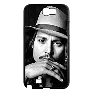 Custom Johnny Depp Hard Back For Case Iphone 6Plus 5.5inch Cover NT20