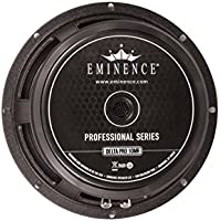 Eminence Professional Series DELTA PRO 10MR-8 10 Pro Audio Speaker, 200 Watts at 8 Ohms