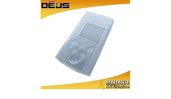XP Metal - Funda de silicona para detector de metales XP Deus: Amazon.es: Electrónica
