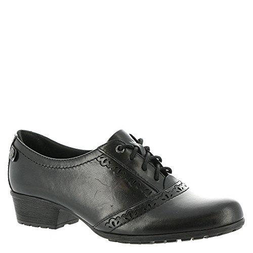 Cobb Hill Women's Gratasha Oxford, Black Leather, 7 M US by Cobb Hill