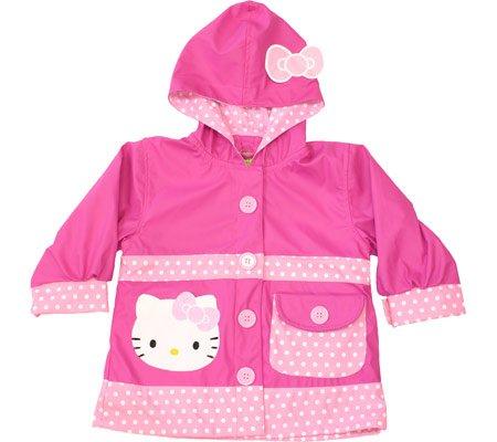 Western Chief Little Girls'  Hello Kitty Polka Dotted Cutie