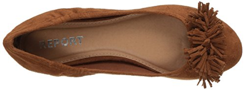 Ballet Women's Flat Report Tan Moulay vF7gYCnxqw