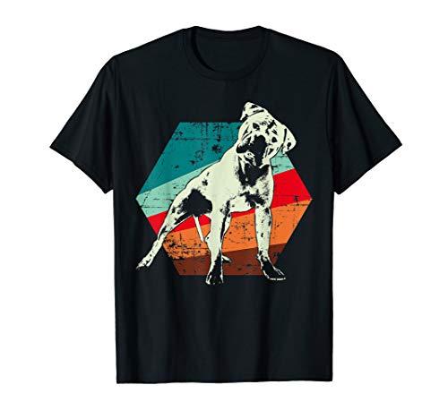 Classic Vintage American Bulldog T-Shirt Gift Idea
