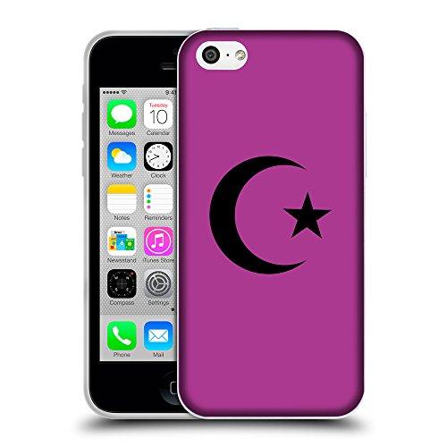 GoGoMobile Coque de Protection TPU Silicone Case pour // Q08490621 Religion 13 byzantin // Apple iPhone 5C