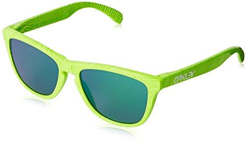Oakley Men's Frogskins (a) Polarized Iridium Rectangular Sunglasses, Matte Brown Tortoise, 54 - Sunglasses Women For Oakley Best