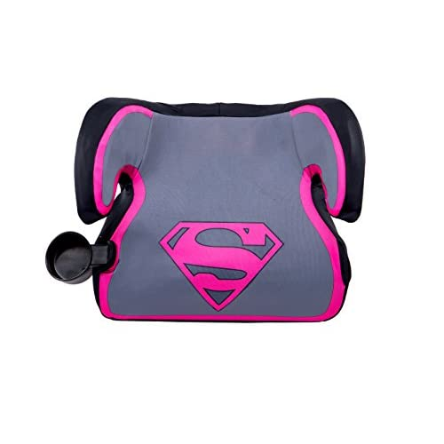 KidsEmbrace DC Comics Supergirl Ultra Backless Booster Car Seat