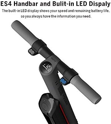 Amazon.com : Segway Ninebot ES4 Folding Electric Kick ...