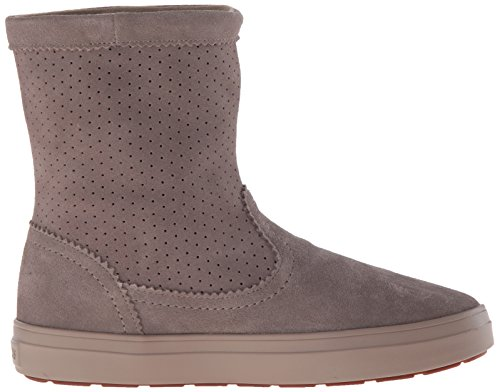 Crocs - Lodge Point de Suede Women Pull-sur Winter Boot, EUR: 39.5, Mushroom