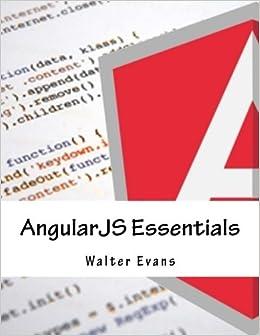 Book AngularJS Essentials