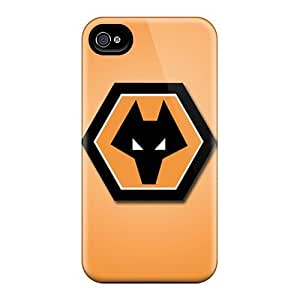 For Ipod Touch 5 Case Cover s Wolverhampton Wanderers Cases - Eco-friendly Packaging