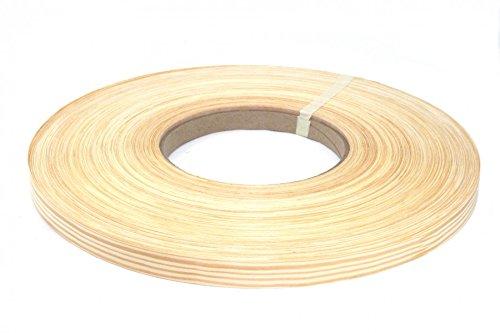"Yellow pine non glued ( 1/2"" to 3""x500' ) wood veneer edgebanding (13/16''x500') from Yellow pine wood Edgebanding"
