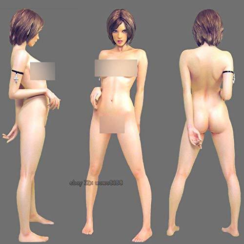 (Unpainted 1/6 Resin Figure Model Sexy Girl WF-002 GK Garage Kit Unassembled New)