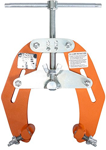 Jackson Tool 302 Tri-Clamp with 2