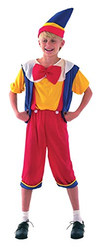 Extra Large Boy's Pinocchio Costume]()
