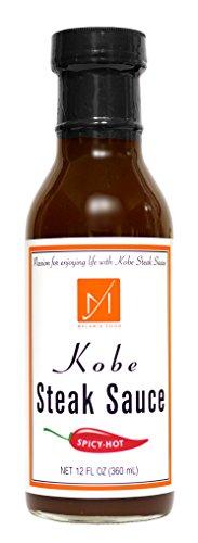 Kobe Steak Sauce (Spicy Hot) (Wine For Steak Dinner)