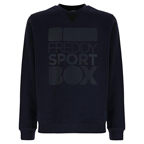 Freddy Blue Sport Box Night Felpa wqYTw8