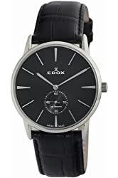 Edox Men's 72014 3 NIN Les Bemonts Ultra Slim Watch