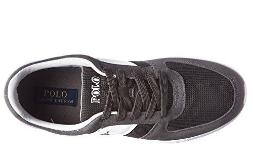 Polo Ralph Lauren zapatos zapatillas de deporte hombres en ante nuevo cordell gr