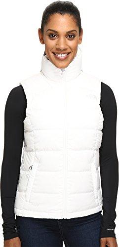 The North Face Women's Nuptse 2 Vest, TNF White, XL