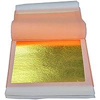 SIM Gold Leaf cuaderno de 25hoja de oro