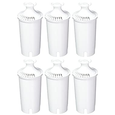 Brita 35516 Replacement Filters for Drinking Water Pitchers (Pack of 5)
