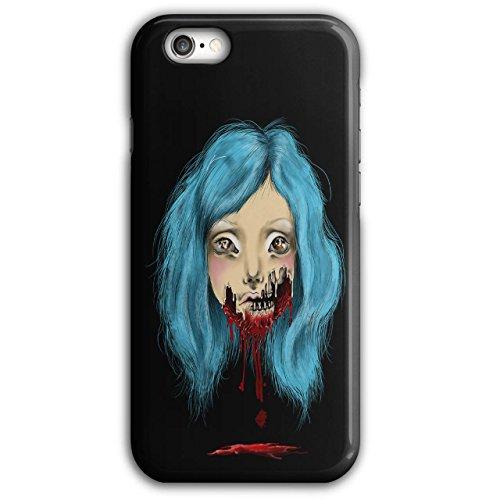Girl Scary Creepy Horror Gothic Freak iPhone 6 Plus / 6S Plus Case | Wellcoda
