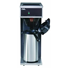 Wilbur Curtis Commercial Pourover Coffee Brewer 2.2L Airpot Single Coffee Brewer – Coffee Maker with Fast-Brewing System – CAFE0AP10A000 (Each)