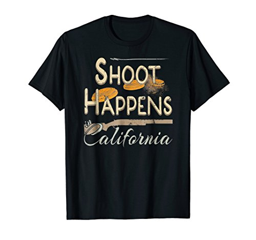 Skeet Shooting Shirt California Shooter Trap Sporting Clays