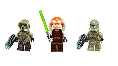 (Lego Star Wars Saesee Tiin and Kashyyyk Troopers - Bundle Lego Figures)