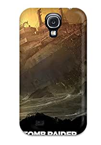 Nannette J. Arroyo's Shop New Style Slim Fit Tpu Protector Shock Absorbent Bumper Tomb Raider A Survivor Is Born Case For Galaxy S4 9040604K31526122