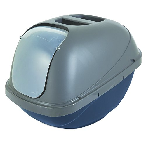 Petmate Basic Hooded Litter Pan, Jumbo Petmate Hooded Cat