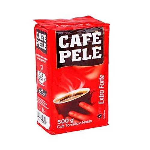 Café Pelé a Vácuo 500grs Extra Forte