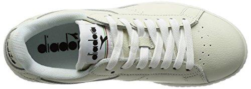 Diadora Gioco Da Donna L Basso Da Donna Bianco Da Tennis Off Bianco (bianco / Bianco / Nero)