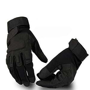 Amazon.com : Full/Half Finger Men Sport Gloves Airsoft