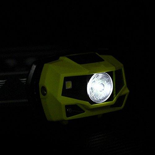 Ultra luminosité Phare LED, Starall 3modes Étanche lampe de poche extérieur randonnée, le camping, la pêche, la lampe frontale lampe torche Lanterne avec arceau