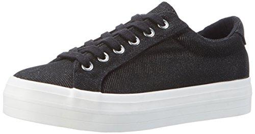 Canadians Damen 832 580000 Sneakers Schwarz (Black)