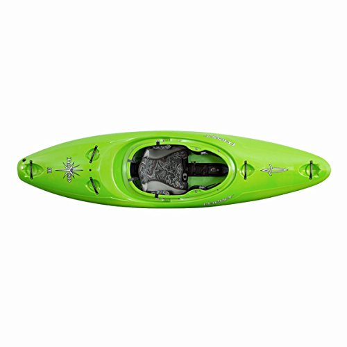 Dagger Nomad Creeking Whitewater Kayak, Lime, Medium