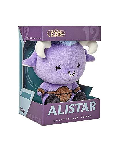 - League of Legends Official Alistar Collectible Plush, Purple, One Size