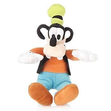 "Mickey Mouse Clubhouse Core 8"" Soft Toy - Goofy"