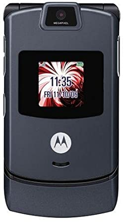 motorola unlocked phones. motorola razr v3 unlocked phone with camera, and video player--international version phones ,